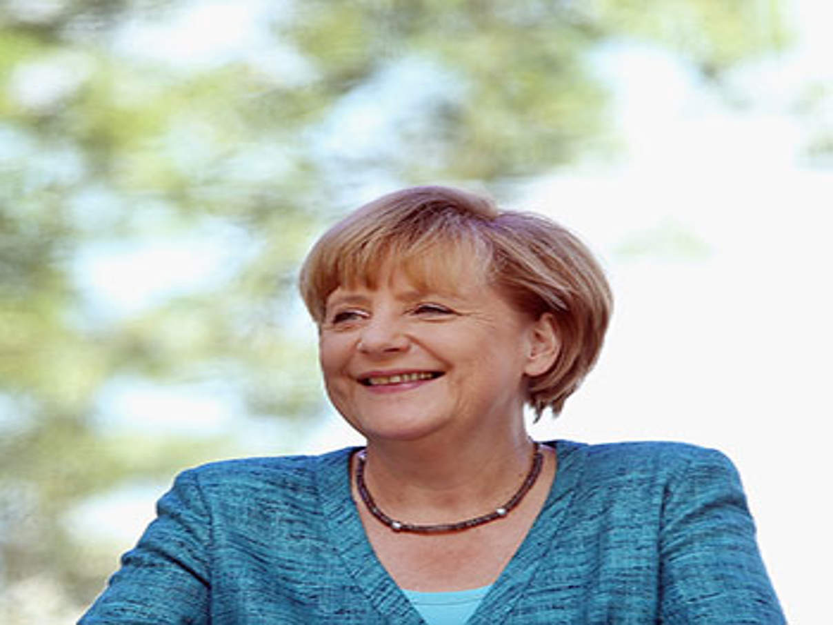 Angela Merkel © iStock / Getty Images