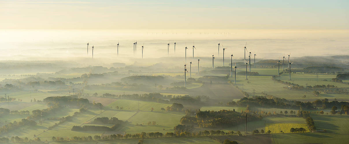 Winderenergie als Zukunft © GettyImages / Tobias Barth / iStock Getty / Images Plus