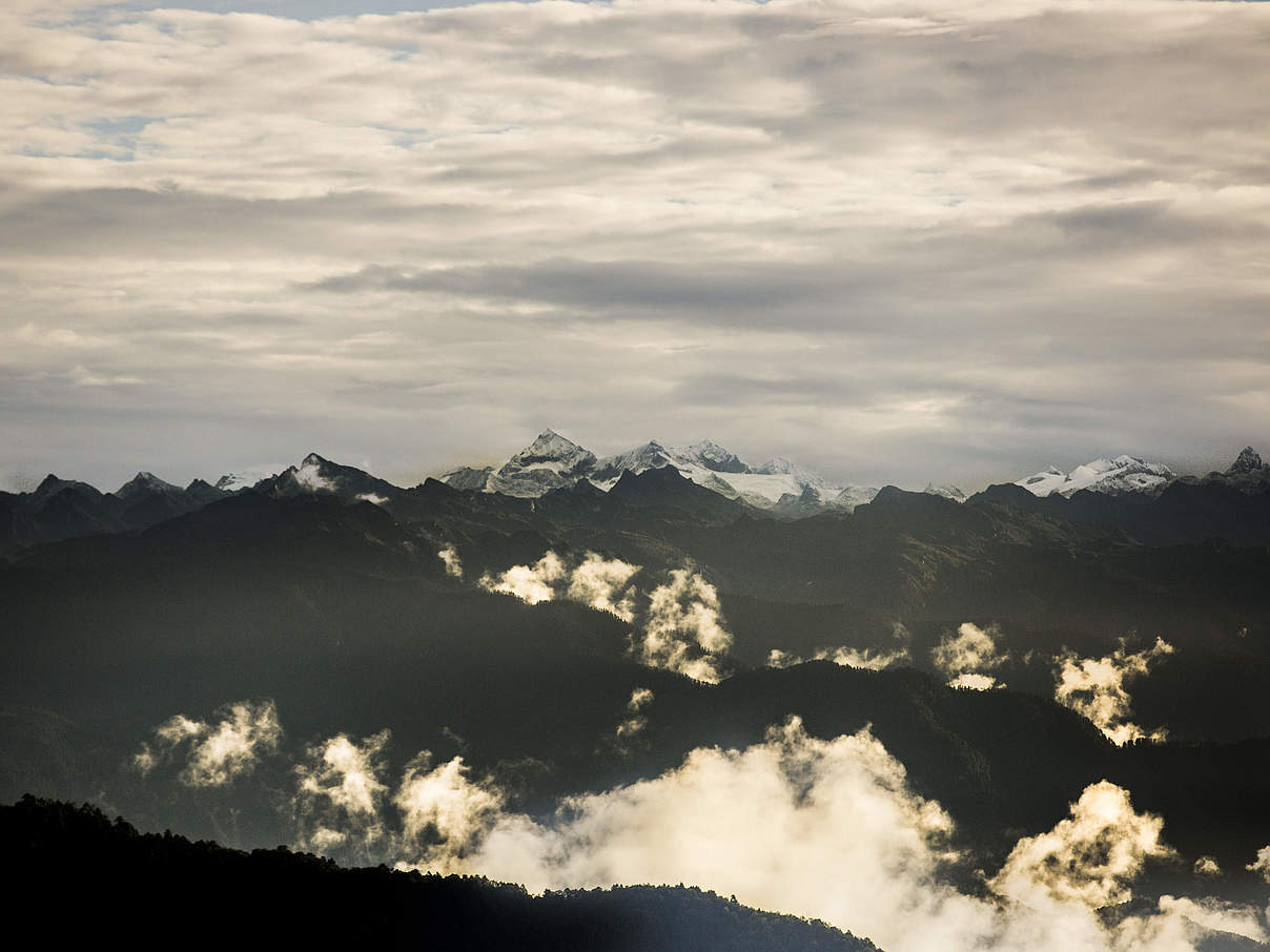 Himalaya in Bhutan © James Morgan / WWF-US