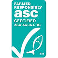 ASC Logo © Aquaculture Stewardship Council