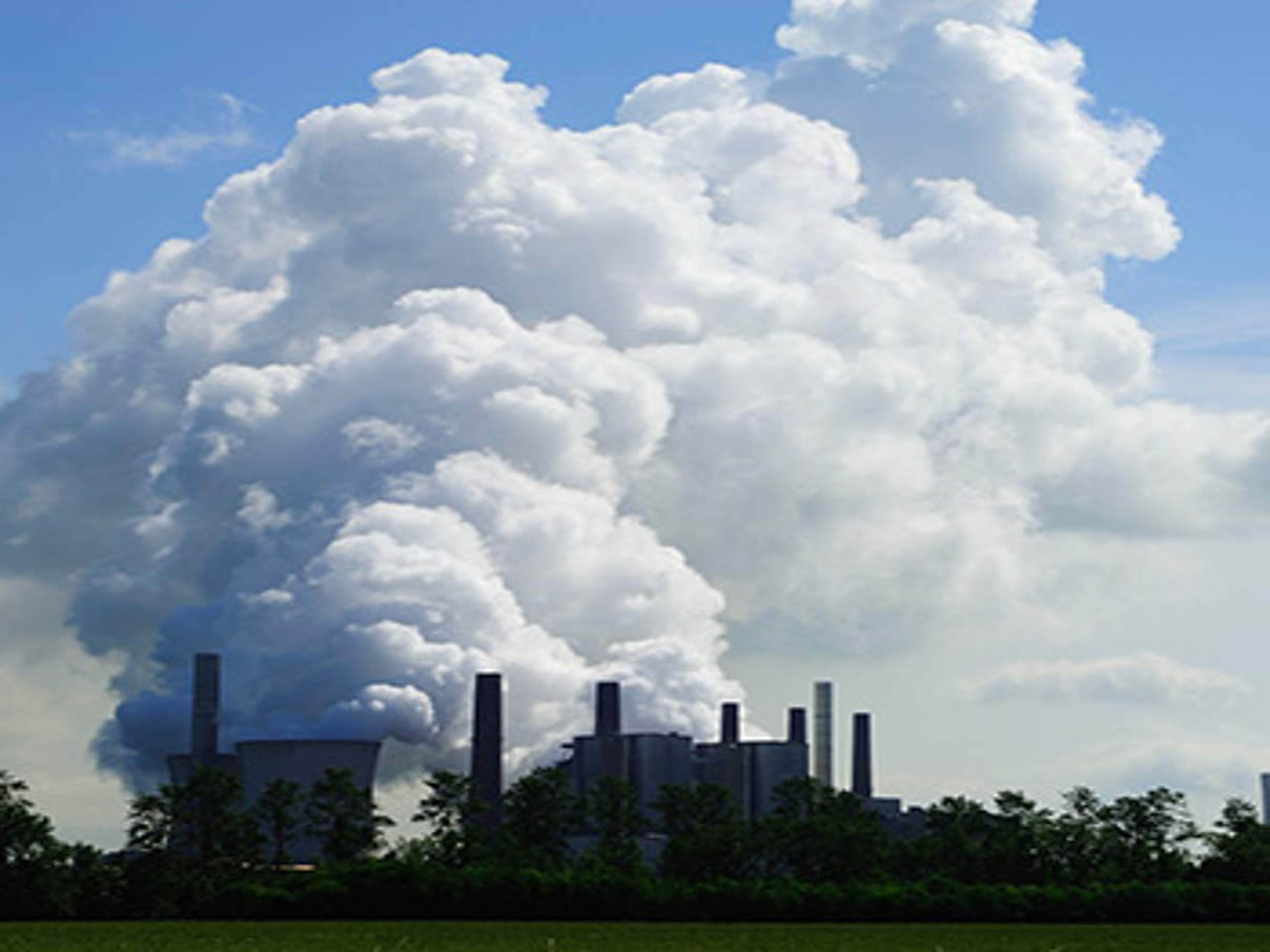 CO2 Emissionen © iStock / Getty Images