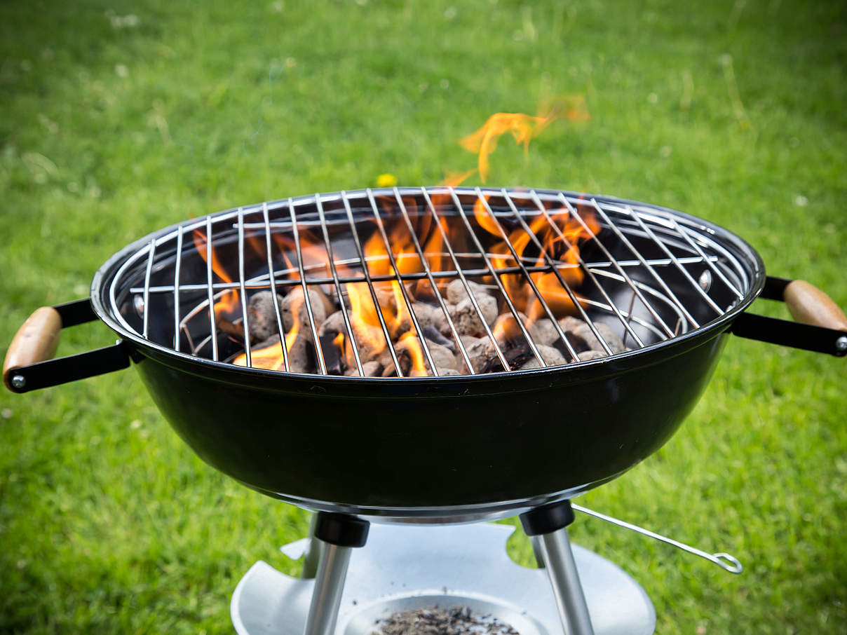 Gartengrill © Getty Images