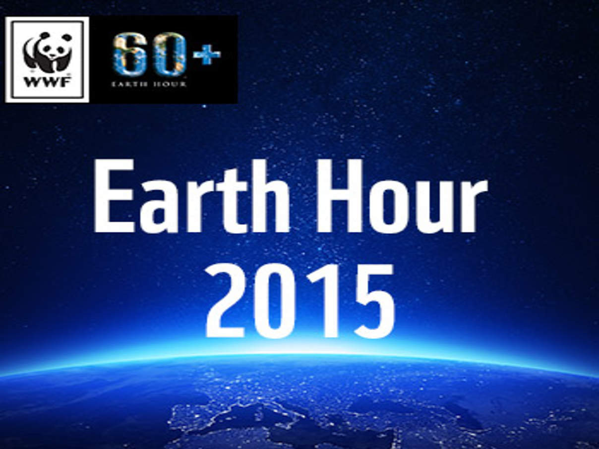 Earth Hour 2015 © WWF