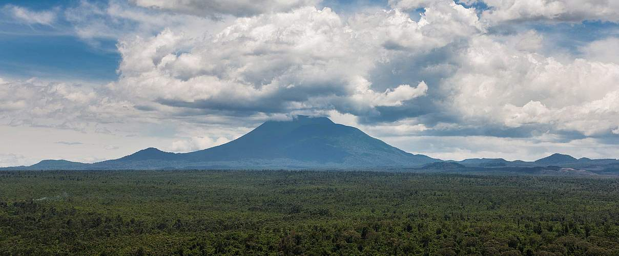 Virunga Nationalpark © Brent Stirton / Reportage by Getty Images / WWF