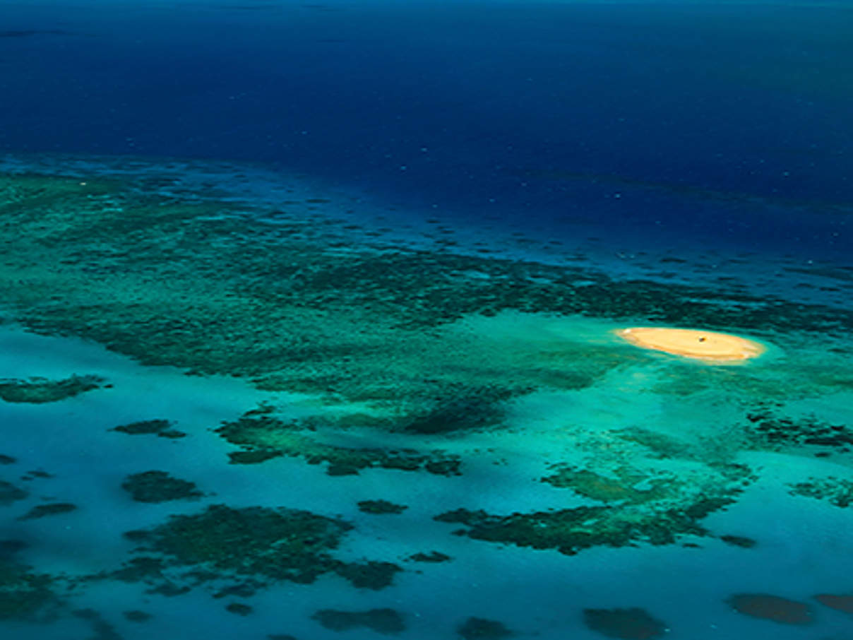 Great Barrier Reef © iStock / Getty Images