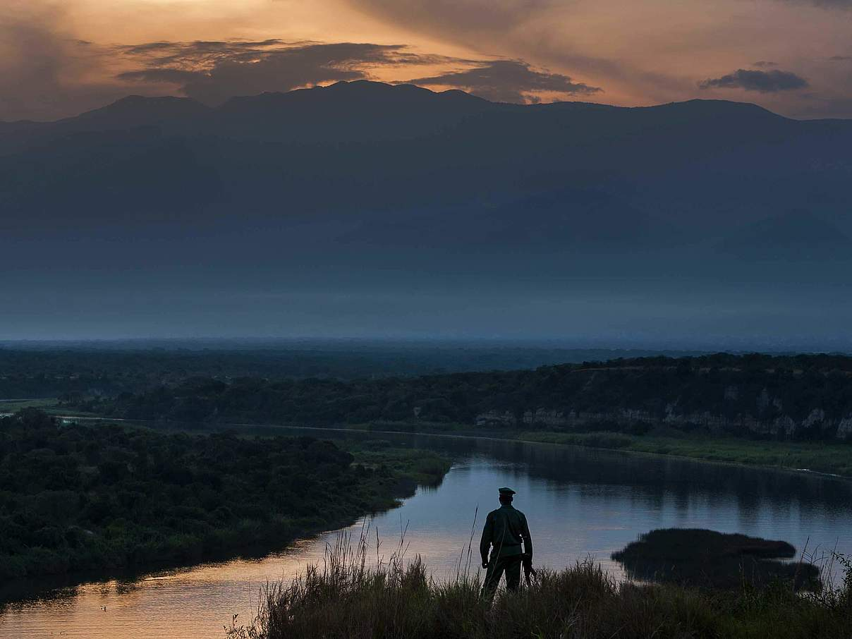 Ranger im Virunga-Nationalpark © Brent Stirton / Reportage by Getty Images / WWF